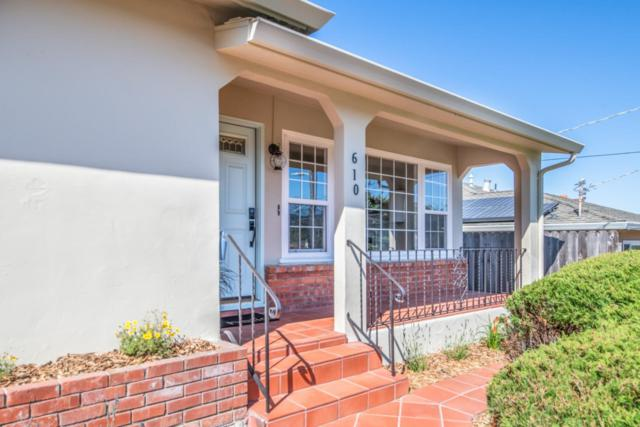 610 Scott St, Monterey, CA 93940 (#ML81763959) :: RE/MAX Real Estate Services