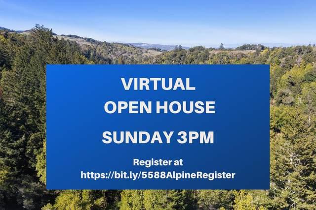 5588 Alpine Rd, Portola Valley, CA 94028 (#ML81784543) :: The Gilmartin Group
