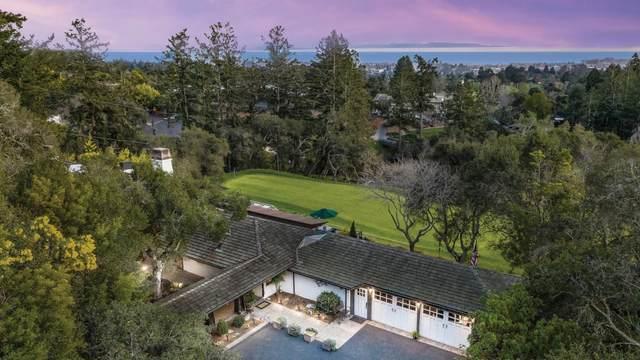 62 Pasatiempo Dr, Santa Cruz, CA 95060 (#ML81785120) :: Real Estate Experts