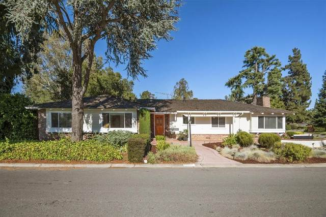 12080 Brookglen Dr, Saratoga, CA 95070 (#ML81798539) :: The Sean Cooper Real Estate Group