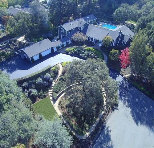 10850 Beechwood Ln, Los Altos, CA 94024 (#ML81816024) :: Robert Balina | Synergize Realty