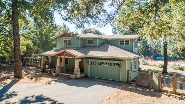 8355 Empire Grade, Santa Cruz, CA 95060 (#ML81816296) :: The Gilmartin Group