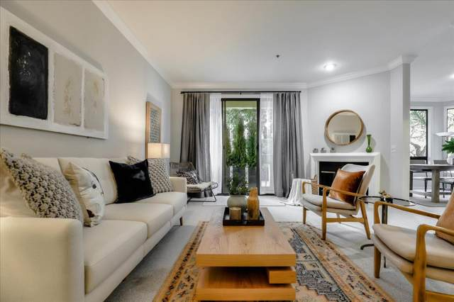 1457 Bellevue Ave 6, Burlingame, CA 94010 (#ML81821071) :: The Sean Cooper Real Estate Group