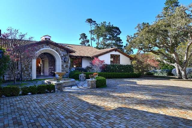 1515 Riata Rd, Pebble Beach, CA 93953 (#ML81836070) :: Real Estate Experts