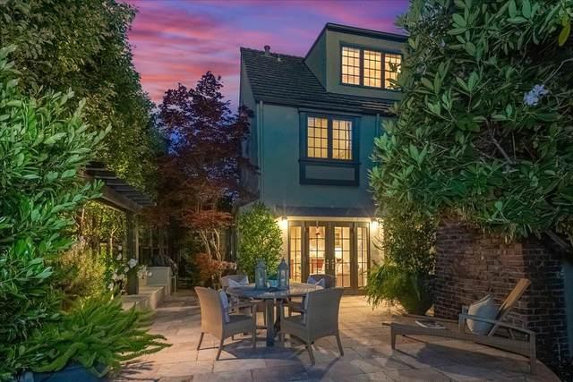1911 Waverley St, Palo Alto, CA 94301 (#ML81842156) :: The Sean Cooper Real Estate Group