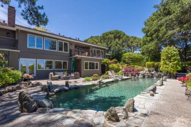 40 Glenbrook Dr, Hillsborough, CA 94010 (#ML81845930) :: The Kulda Real Estate Group