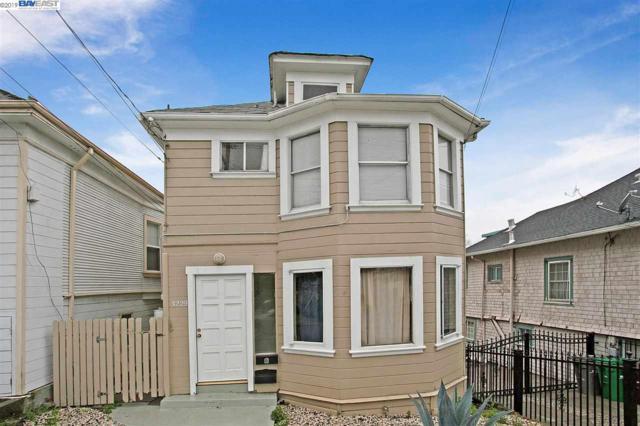 3229 Logan St, Oakland, CA 94601 (#BE40858290) :: The Realty Society