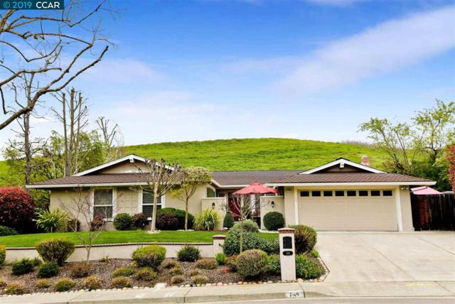 Tunbridge Rd, Danville, CA 94526 (#CC40859771) :: Strock Real Estate