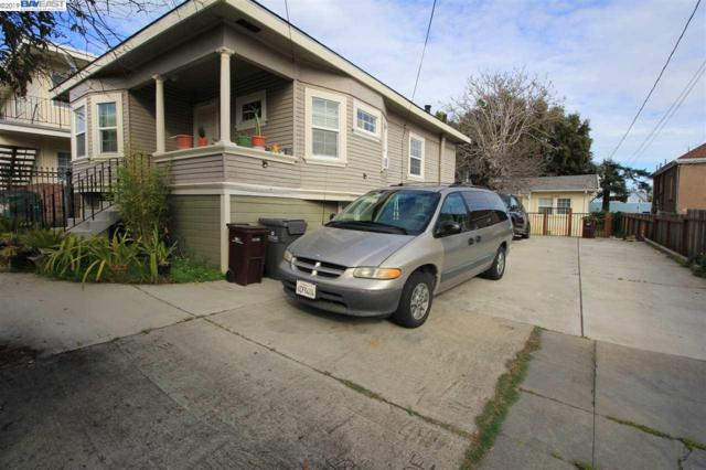 2150 50Th Ave, Oakland, CA 94601 (#BE40860316) :: The Warfel Gardin Group