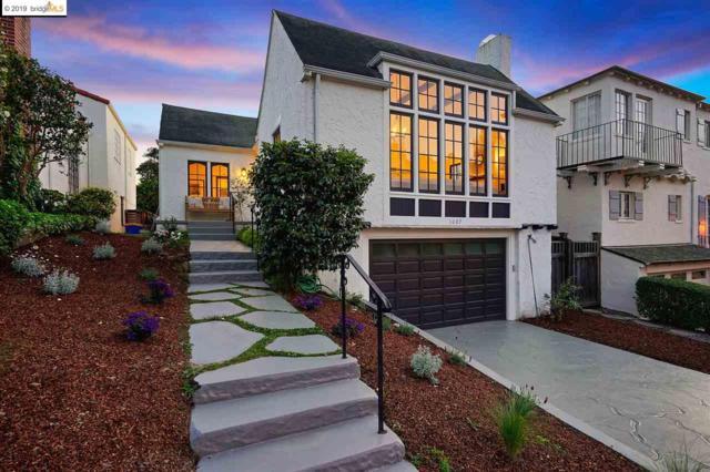 1007 Clarendon Cres, Oakland, CA 94610 (#EB40860823) :: The Kulda Real Estate Group