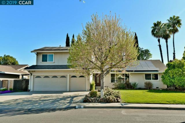 328 Drayton Ct, Walnut Creek, CA 94598 (#CC40861677) :: Strock Real Estate