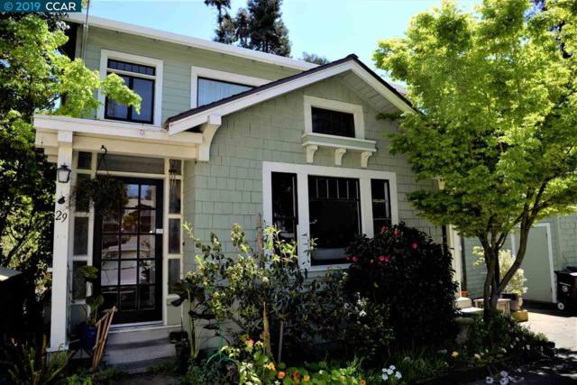 29 Glenwood Ave, Oakland, CA 94611 (#CC40861939) :: Strock Real Estate