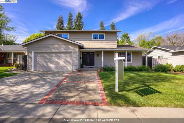 7621 Driftwood Way, Pleasanton, CA 94588 (#BE40861983) :: Strock Real Estate