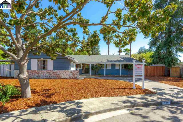 102 Kelobra Ct, Walnut Creek, CA 94598 (#MR40862933) :: Strock Real Estate