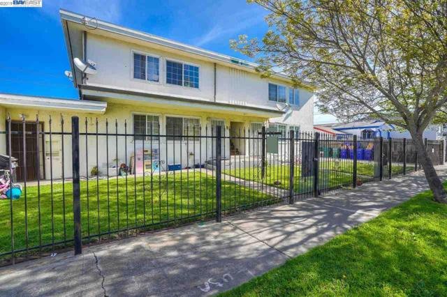 211 Chanslor, Richmond, CA 94801 (#BE40863246) :: Strock Real Estate