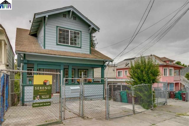 2215 E 24th, Oakland, CA 94606 (#MR40864451) :: Strock Real Estate
