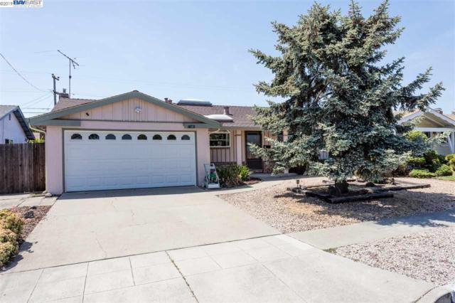 25681 Barnard Street, Hayward, CA 94545 (#BE40864534) :: Strock Real Estate