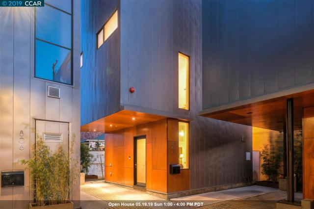 806 Page St, Berkeley, CA 94710 (#CC40864724) :: Strock Real Estate