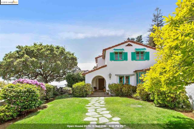 6801 Estates Dr, Oakland, CA 94611 (#EB40864981) :: Strock Real Estate