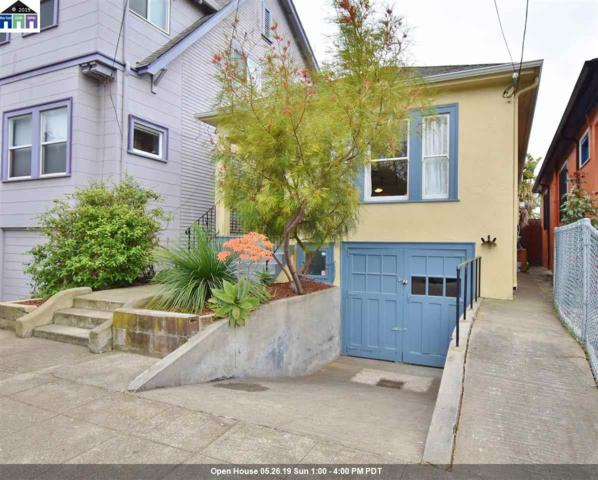 815 44Th St, Oakland, CA 94608 (#MR40866222) :: The Warfel Gardin Group