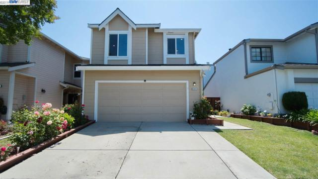 4814 Garnet Cmn, Fremont, CA 94555 (#BE40868435) :: Keller Williams - The Rose Group
