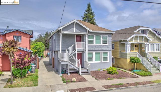 714 Aileen Street, Oakland, CA 94609 (#EB40868640) :: The Warfel Gardin Group