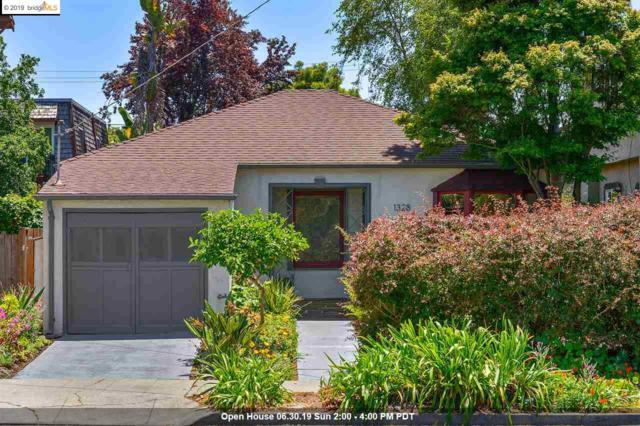 1328 Russell St, Berkeley, CA 94702 (#EB40870652) :: Strock Real Estate