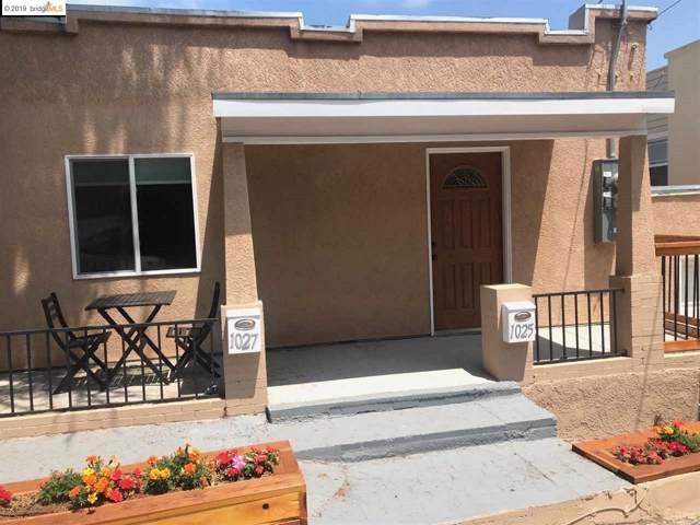 1027 E 33rd Street, Oakland, CA 94602 (#EB40879440) :: RE/MAX Real Estate Services