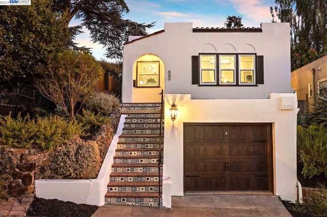 660 Fairmount Ave, Oakland, CA 94611 (#BE40880849) :: The Goss Real Estate Group, Keller Williams Bay Area Estates
