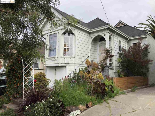822 37th St, Oakland, CA 94608 (#EB40880882) :: The Sean Cooper Real Estate Group