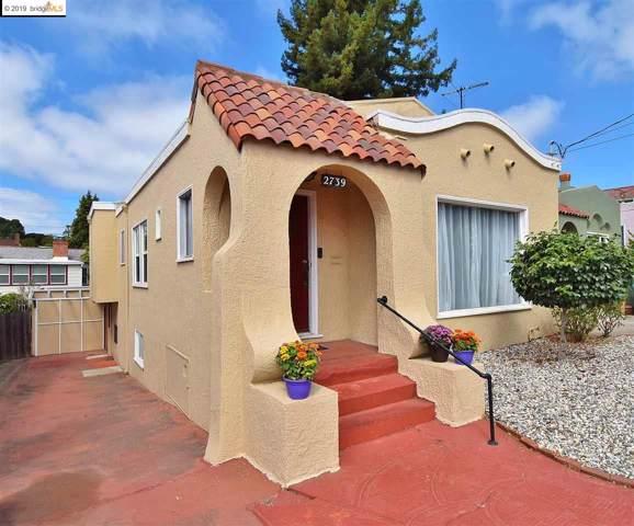 2739 Grande Vista Avenue, Oakland, CA 94601 (#EB40881110) :: The Goss Real Estate Group, Keller Williams Bay Area Estates
