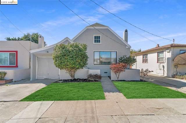 949 36Th St, Richmond, CA 94805 (#EB40884596) :: The Sean Cooper Real Estate Group