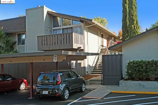 43 Massolo, Pleasant Hill, CA 94523 (#EB40887169) :: The Realty Society