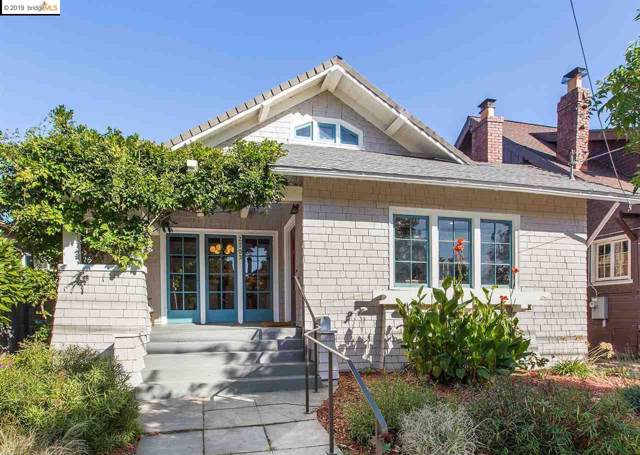 2703 Fulton Street, Berkeley, CA 94705 (#EB40887473) :: The Realty Society