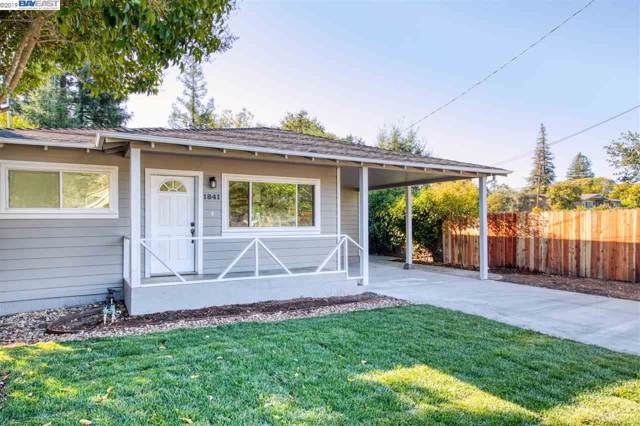 1841 Park Ave, Napa, CA 94558 (#BE40887712) :: The Sean Cooper Real Estate Group