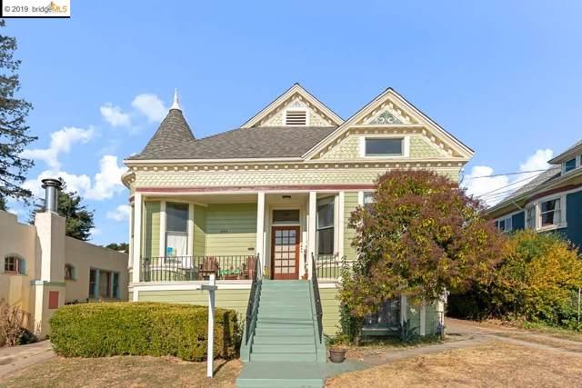 3044 Blossom St, Oakland, CA 94601 (#EB40888391) :: The Kulda Real Estate Group