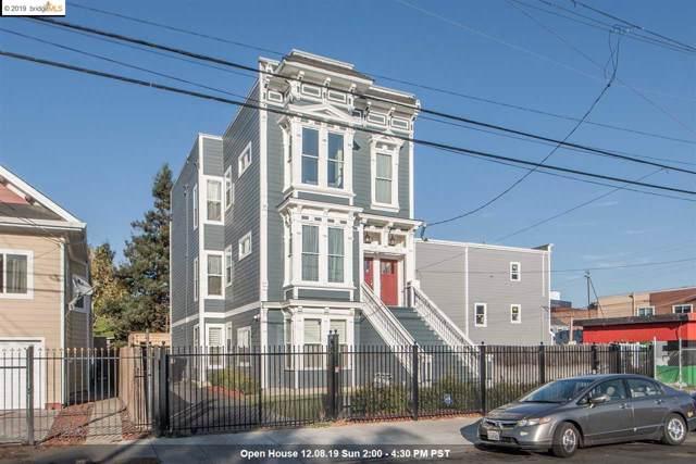 1606 14th St, Oakland, CA 94607 (#EB40888394) :: The Sean Cooper Real Estate Group