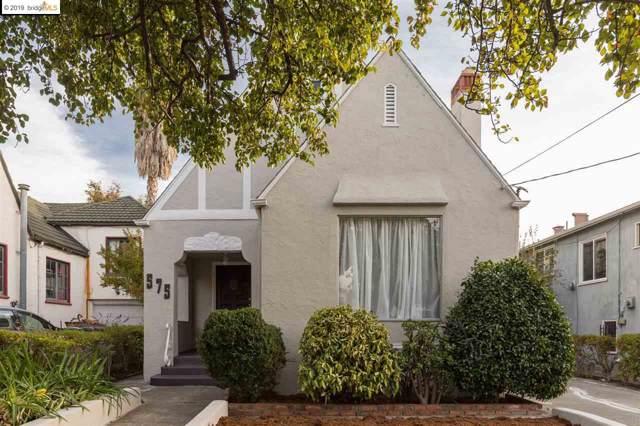575 58th Street, Oakland, CA 94609 (#EB40889003) :: The Kulda Real Estate Group