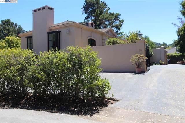30 Conifer Ln., Hillsborough, CA 94010 (#BE40889029) :: The Kulda Real Estate Group