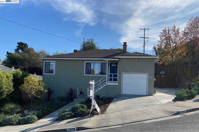 2609 Acorn St, Castro Valley, CA 94546 (#BE40889045) :: The Kulda Real Estate Group