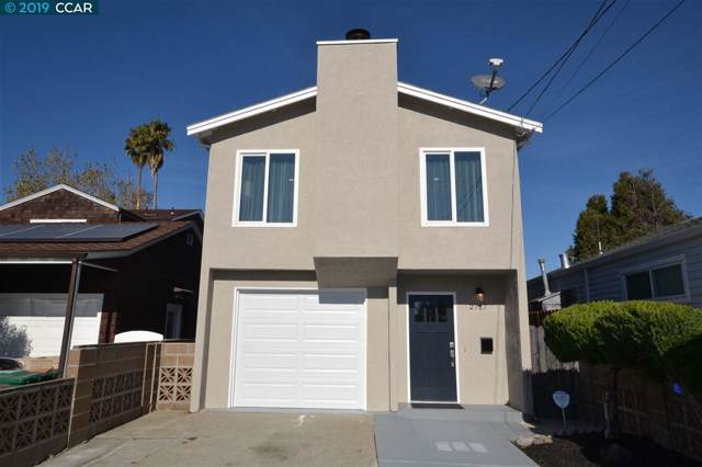 2717 Lincoln Ave, Richmond, CA 94804 (#CC40889276) :: The Kulda Real Estate Group