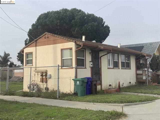 167 S 37th Street, Richmond, CA 94804 (#EB40890920) :: The Sean Cooper Real Estate Group