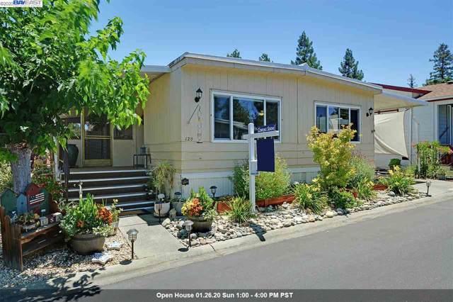 3231 Vineyard Ave #120, Pleasanton, CA 94566 (#BE40891842) :: The Sean Cooper Real Estate Group