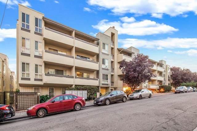 77 Fairmount, Oakland, CA 94611 (#MR40892044) :: The Kulda Real Estate Group