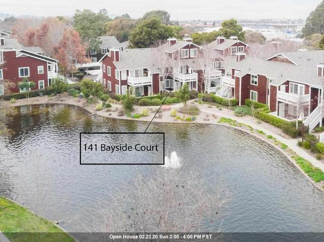 141 Bayside Court, Richmond, CA 94804 (#MR40894447) :: The Kulda Real Estate Group