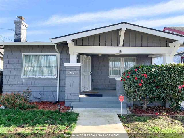 1620 87th Ave, Oakland, CA 94621 (#MR40894628) :: The Goss Real Estate Group, Keller Williams Bay Area Estates