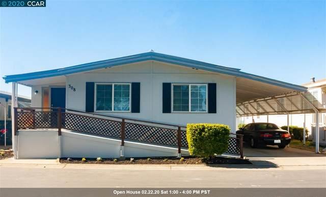 308 Via Peralta, PACHECO, CA 94553 (#CC40895275) :: RE/MAX Real Estate Services