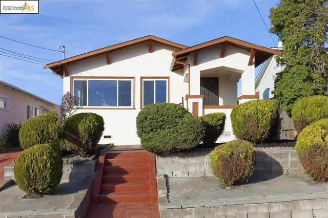 1364 E 32Nd St, Oakland, CA 94602 (#EB40895584) :: Real Estate Experts