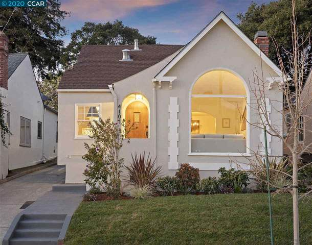 4107 Waterhouse Rd, Oakland, CA 94602 (#CC40895603) :: Real Estate Experts