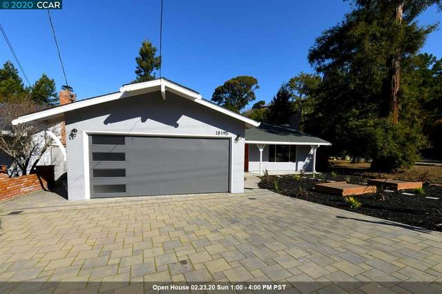 18195 Crest Ave, Castro Valley, CA 94546 (#CC40895861) :: Keller Williams - The Rose Group